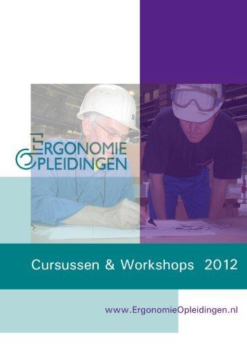 Untitled - Ergonomie Opleidingen Nederland