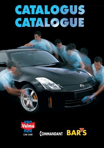 CATALOGUS CATALOGUE - Turtle Wax