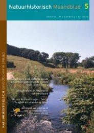 Natuurhistorisch Maandblad - Heimans en Thijsse Stichting