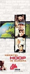 Download hier de speciale Nederlandstalige EUROPA-folder