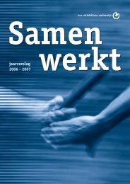 (2008-02-04) Jaarverslag 2006-2007 - Omo