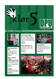 Klør - Dansk Poker Union