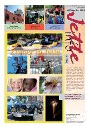 juli/augustus 2009 - Jette