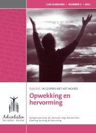 Lesboekje Dialoog 3e kwartaal 2013 - Kerk van de Zevende-dags ...