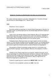 Hent trusselsvurdering af 7. februar 2006 - Forsvarets ...