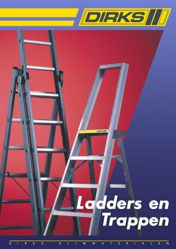 Dirks Ladders en Trappen - Meka Uniclean