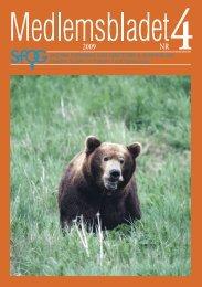 Medlemsblad 4 2009 - SFOG