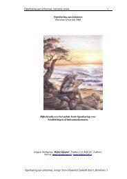 Bijbelstudie over het gehele boek Openbaring voor - Bijbel Aktueel