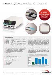 4.0 MHZ Hochfrequenz- Technologie - Über ellman