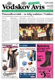 Uge 52 - december - Vodskov Avis