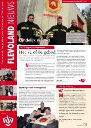 Flevoland Nieuws - Brandweer