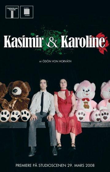 KASIMIR OG KAROLINE program
