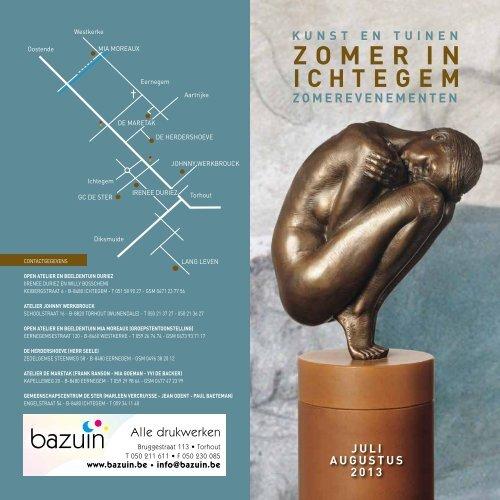 Download de brochure (2013) - Irenee Duriez