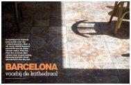 Barcelona voorbij de Kathedraal - REIZEN Magazine