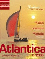 Farkost - Atlantica