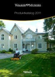 Produktkatalog 2011 - Grönytemaskiner AB