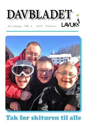 Tak for skituren til alle - Lavuk