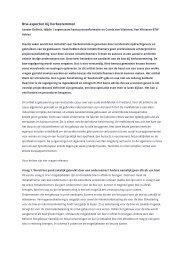 Deel A digitaal - mei 2013 - Herbestemmen | vak van de toekomst