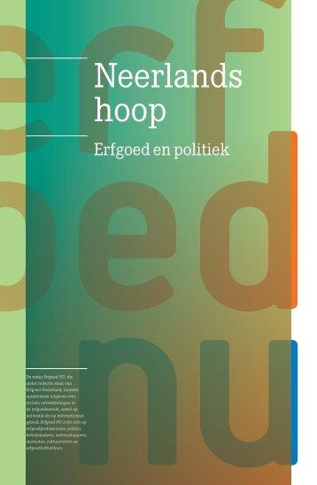 2010c Archeologie en het heden, in - Willem Willems
