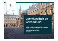 GGD - Haags Milieucentrum