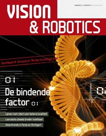 JaaRgaNg 2 | NummeR 6 | NOVemBeR 2010 ... - Vision & Robotics