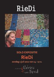 download de flyer - Stichting Kringloop Blik