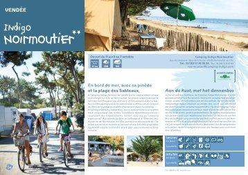 Noirmoutier - Camping Indigo
