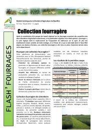 Bulletin technique des Chambres d'Agriculture du Bas-Rhin et du ...