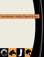 Digitaal Praktisch Handboek - Stichting Veilige Paardensport