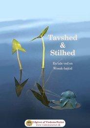 Tavshed & Stilhed - Holisticure