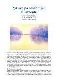 Tavshed & Stilhed - Holisticure - Page 3