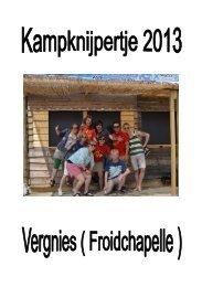 KAMPKNIJPERTJE 2013_A4.pdf - Chiro SPODD