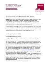 verslag GOP 2006-12-07.pdf - LOGO Antwerpen