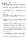 Henkilötiedustelupelin peliohjeet: - RedNet - Page 2