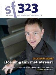 Hoe omgaan met stress? - Sociaal Fonds 323