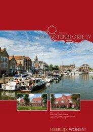 Brochure - Bewoners website Kloosterblokje IV
