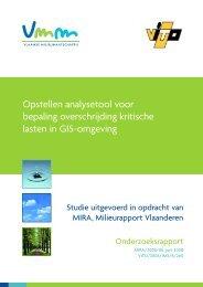 Basisvoorschriften huisstijl Rapport extern - Milieurapport ...