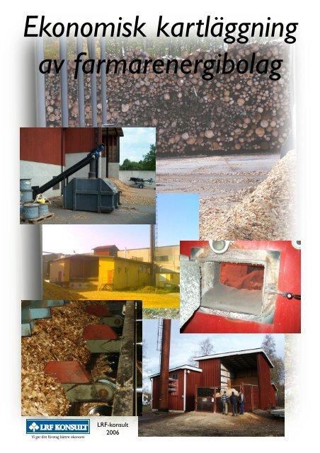 Ekonomisk kartläggning av farmarenergibolag - Bioenergiportalen