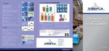 Klik hier om onze brochure te downloaden - Vibopla