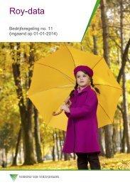 Bedrijfsregeling 11 - Stichting Efficiënte Processen ...