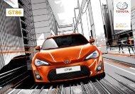 Broschyr - Toyota
