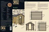 1Planering 2Bygglov Vi älskar trä Byggbeskrivning ... - XL Bygg