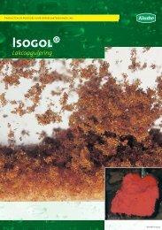 Isogol® - Kluthe Benelux BV