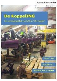 De KoppelING nr.2 2012-2013 - Het Koppel