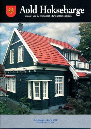Mei - Historische Kring Haaksbergen