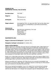 Afgørelse 2012-0382, 18. febraur 2013 - Ankenævnet for Bus, Tog ...