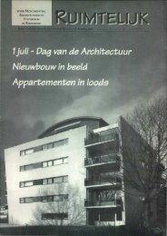 Ruimtelijk juni 1998 - Stichting Ruimte Roermond