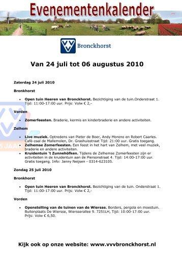Week 30 en 31 - Kijklochem.nl