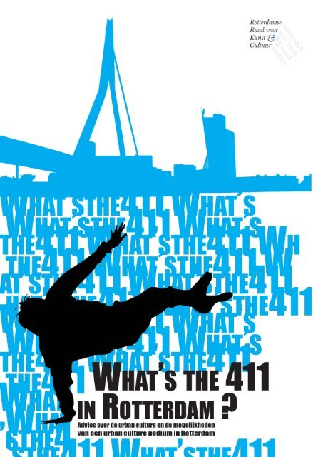 What's the 411 in Rotterdam? - RRKC