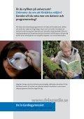 De la Gardiegymnasiet Naturvetenskapsprogrammet - Lidköping - Page 2